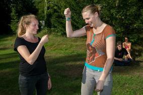 Hanna und Maja