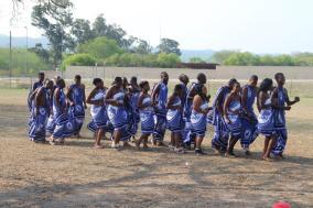 Afrikanische Tänze